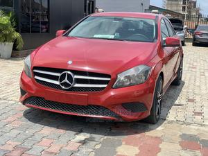 Mercedes-Benz A-Class 2014 Red   Cars for sale in Lagos State, Lekki