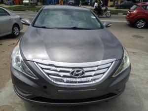 Hyundai Sonata 2013 Gray | Cars for sale in Lagos State, Surulere