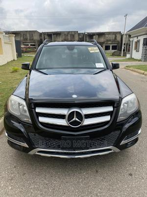 Mercedes-Benz GLK-Class 2013 350 SUV Black | Cars for sale in Abuja (FCT) State, Wuye
