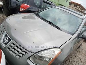 Nissan Rogue 2009 SL 4WD Gold   Cars for sale in Lagos State, Agege