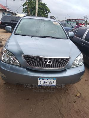 Lexus RX 2006 330 AWD Blue   Cars for sale in Lagos State, Abule Egba
