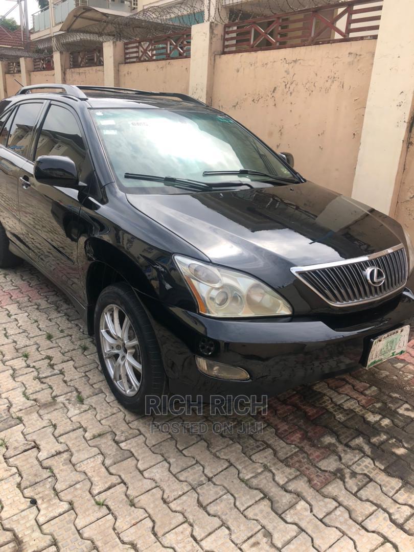 Lexus RX 2005 330 Black | Cars for sale in Gwarinpa, Abuja (FCT) State, Nigeria