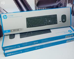 Hp Wireless Keyboard and Mouse Cs7000 | Computer Accessories  for sale in Lagos State, Ikeja