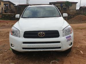 Toyota RAV4 2006 2.0 4x4 VX Automatic White   Cars for sale in Ondo State, Akure