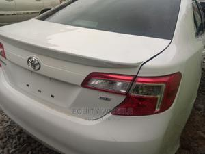 Toyota Camry 2014 White   Cars for sale in Lagos State, Ogba