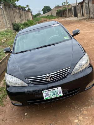 Toyota Camry 2004 Black   Cars for sale in Ogun State, Ado-Odo/Ota