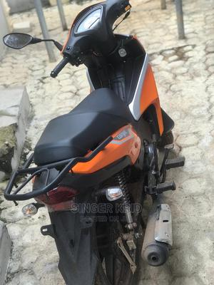 Qlink Axon 50 2021 Orange | Motorcycles & Scooters for sale in Osun State, Osogbo