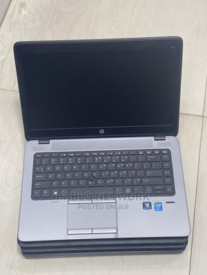 Laptop HP EliteBook 840 4GB Intel Core I5 HDD 500GB   Laptops & Computers for sale in Lagos State, Ikeja
