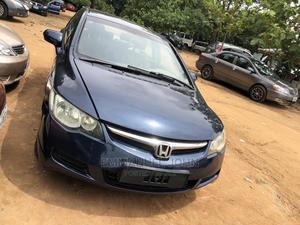Honda Civic 2008 1.8 EX-L Automatic Blue | Cars for sale in Abuja (FCT) State, Gaduwa