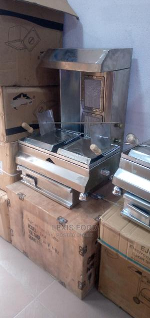 Quality Fabricated Shawarma Machine   Restaurant & Catering Equipment for sale in Lagos State, Ojo