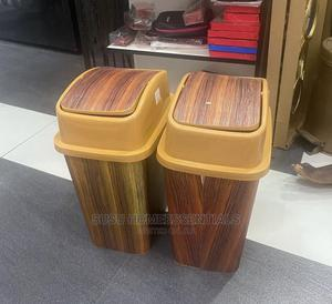 Wood Waste Bin   Home Accessories for sale in Lagos State, Ikeja