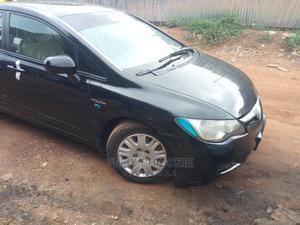 Honda Civic 2009 1.8 Black   Cars for sale in Enugu State, Enugu