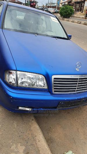 Mercedes-Benz C230 1999 Blue   Cars for sale in Oyo State, Ibadan