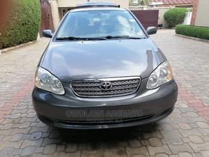 Toyota Corolla 2008 1.8 LE Gray | Cars for sale in Abuja (FCT) State, Kado