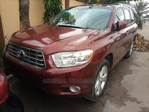 Toyota Highlander 2010 Limited Red | Cars for sale in Lagos State, Surulere