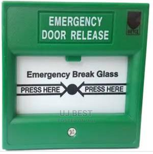 Emergency Break Glass Siren Door Wireless Door Bell | Safetywear & Equipment for sale in Lagos State, Ikeja