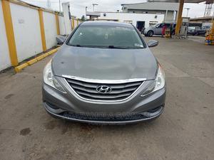 Hyundai Sonata 2012 Gray   Cars for sale in Lagos State, Ikeja