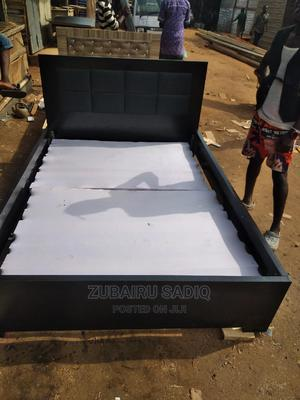 Bed Four and Hafe by Six   Furniture for sale in Abuja (FCT) State, Lugbe District