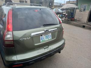 Honda CR-V 2008 2.4 EX 4x4 Automatic Green | Cars for sale in Lagos State, Ikeja