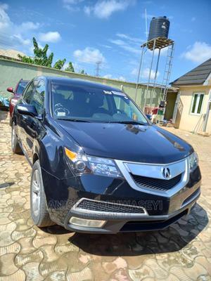 Acura MDX 2012 Black | Cars for sale in Lagos State, Ikorodu