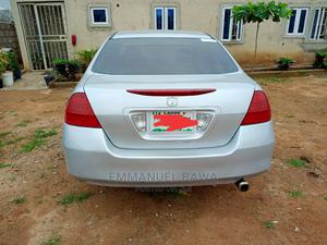 Honda Accord 2007 2.4 Silver   Cars for sale in Abuja (FCT) State, Lugbe District