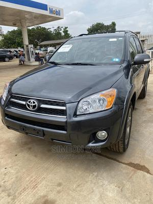 Toyota RAV4 2010 2.5 Sport Gray | Cars for sale in Abuja (FCT) State, Galadimawa