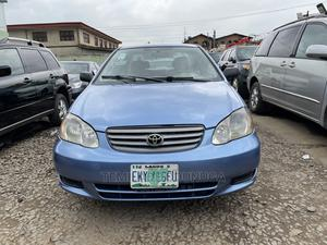 Toyota Corolla 2004 Blue | Cars for sale in Lagos State, Agege
