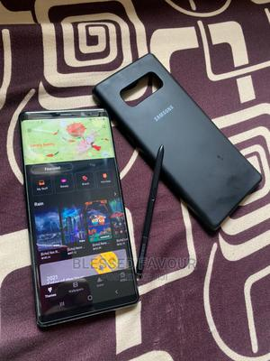 Samsung Galaxy Note 8 256 GB Black   Mobile Phones for sale in Lagos State, Ikeja
