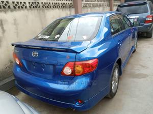 Toyota Corolla 2010 Blue | Cars for sale in Lagos State, Abule Egba