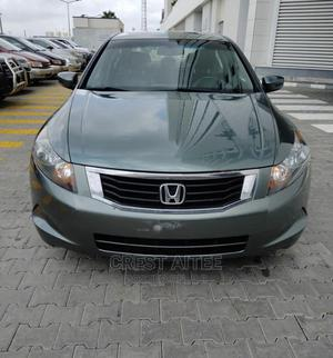 Honda Accord 2008 Green | Cars for sale in Lagos State, Victoria Island