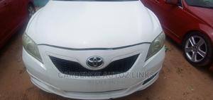 Toyota Camry 2008 2.4 LE White   Cars for sale in Delta State, Oshimili South