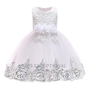 White Bal Lgown | Children's Clothing for sale in Lagos State, Surulere