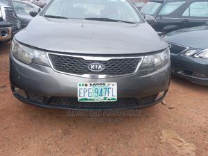 Kia Cerato 2011 Gray   Cars for sale in Lagos State, Alimosho
