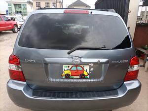 Toyota Highlander 2004 Gray | Cars for sale in Edo State, Benin City