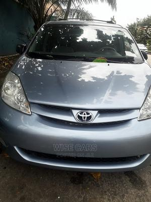 Toyota Sienna 2006 CE FWD White   Cars for sale in Lagos State, Ikeja