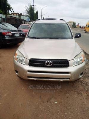Toyota RAV4 2007 2.0 4x4 Gold   Cars for sale in Lagos State, Abule Egba