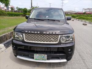 Land Rover Range Rover Sport 2010 HSE 4x4 (5.0L 8cyl 6A) Black | Cars for sale in Lagos State, Ajah