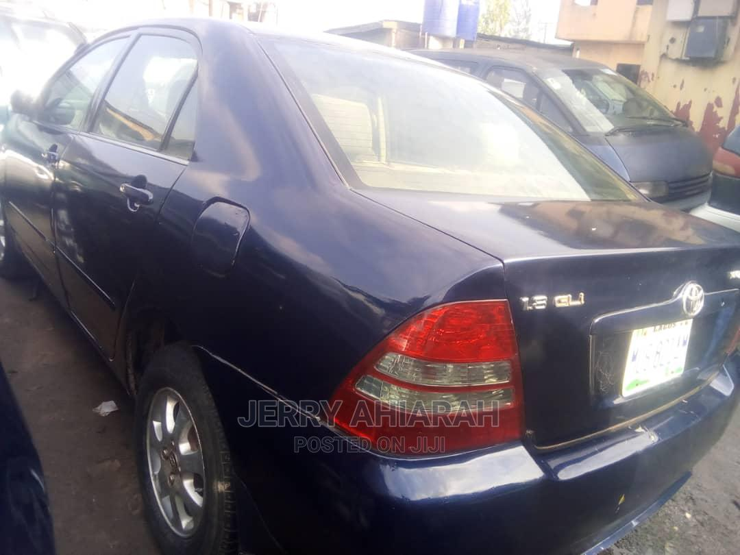 Toyota Corolla 2006 Blue | Cars for sale in Ifako-Ijaiye, Lagos State, Nigeria
