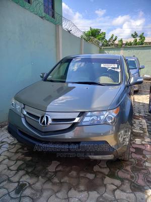 Acura MDX 2008 Gray | Cars for sale in Lagos State, Ikorodu