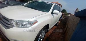 Toyota Highlander 2013 3.5L 2WD White   Cars for sale in Delta State, Oshimili South