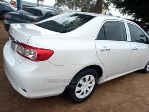 Toyota Corolla 2012 White   Cars for sale in Plateau State, Jos