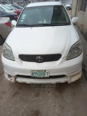 Toyota Matrix 2005 White | Cars for sale in Lagos State, Isolo