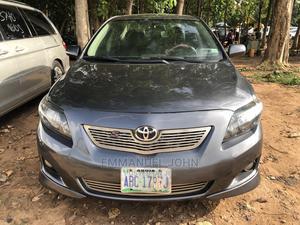 Toyota Corolla 2009 Gray   Cars for sale in Abuja (FCT) State, Gaduwa