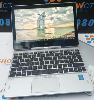 Laptop HP EliteBook Revolve 810 G3 Tablet 8GB Intel Core I5 SSD 256GB   Laptops & Computers for sale in Lagos State, Oshodi