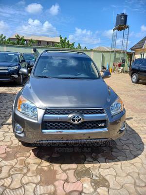 Toyota RAV4 2010 Gray   Cars for sale in Lagos State, Ikorodu