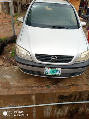 Opel Zafira 2005 Gray   Cars for sale in Oyo State, Iseyin