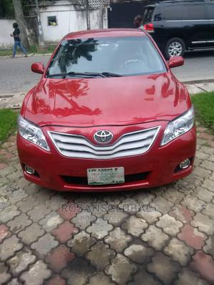 Toyota Camry 2008 Red | Cars for sale in Lagos State, Ikoyi
