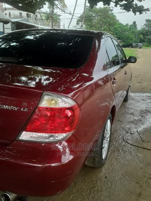 Toyota Camry 2006 Red | Cars for sale in Lagos State, Isolo