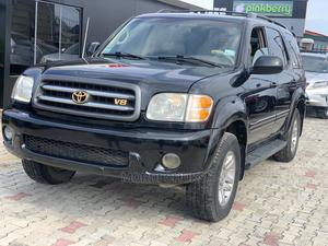 Toyota Sequoia 2004 Black | Cars for sale in Lagos State, Lekki