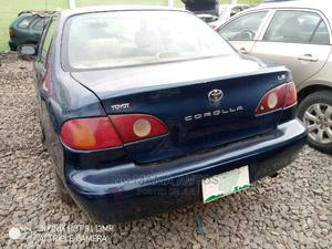 Toyota Corolla 2000 Blue | Cars for sale in Lagos State, Agege